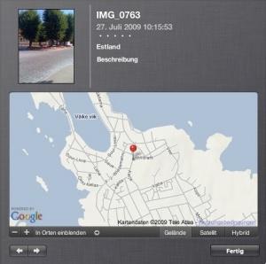 Mit dem iPhone behälst Du auch wo es war ;-)